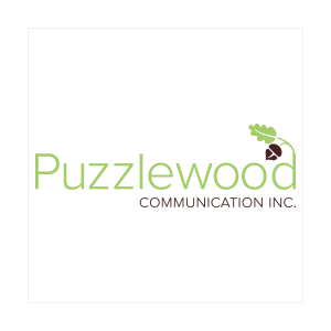 Puzzlewood Communication logo
